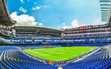 Entrada para el Tour Estadio Santiago Bernabéu