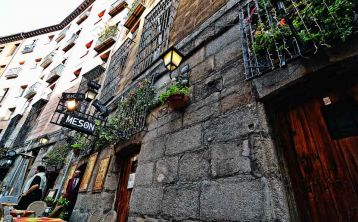 Visita Guiada Madrid de Leyenda