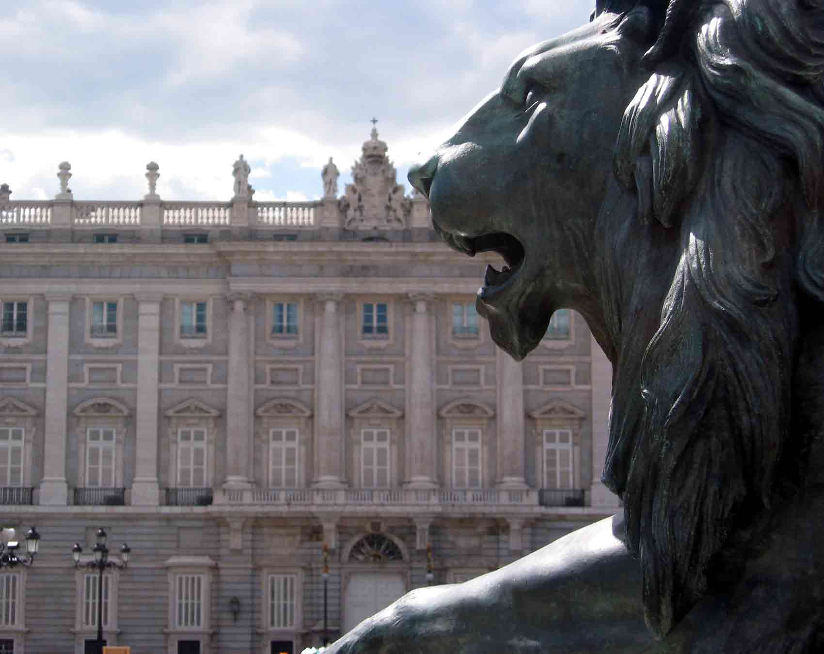 Habsburgs Madrid walking tour