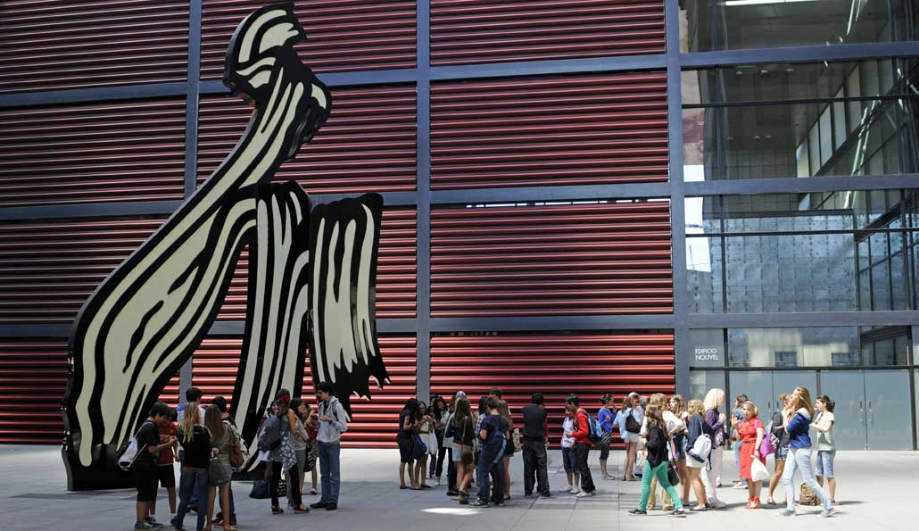 Visita guiada al Museo Reina Sofía