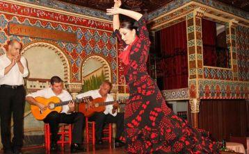 Clase de Flamenco y  Entrada a Espectáculo Flamenco en Madrid