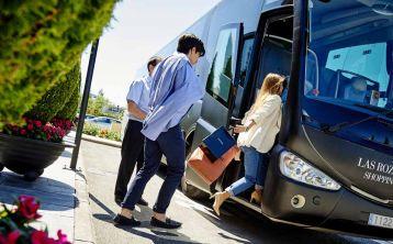 Shopping Tour en Las Rozas Village con autobús desde Madrid