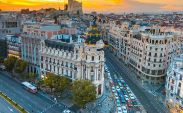 Madrid Sightseeing Tour by bus