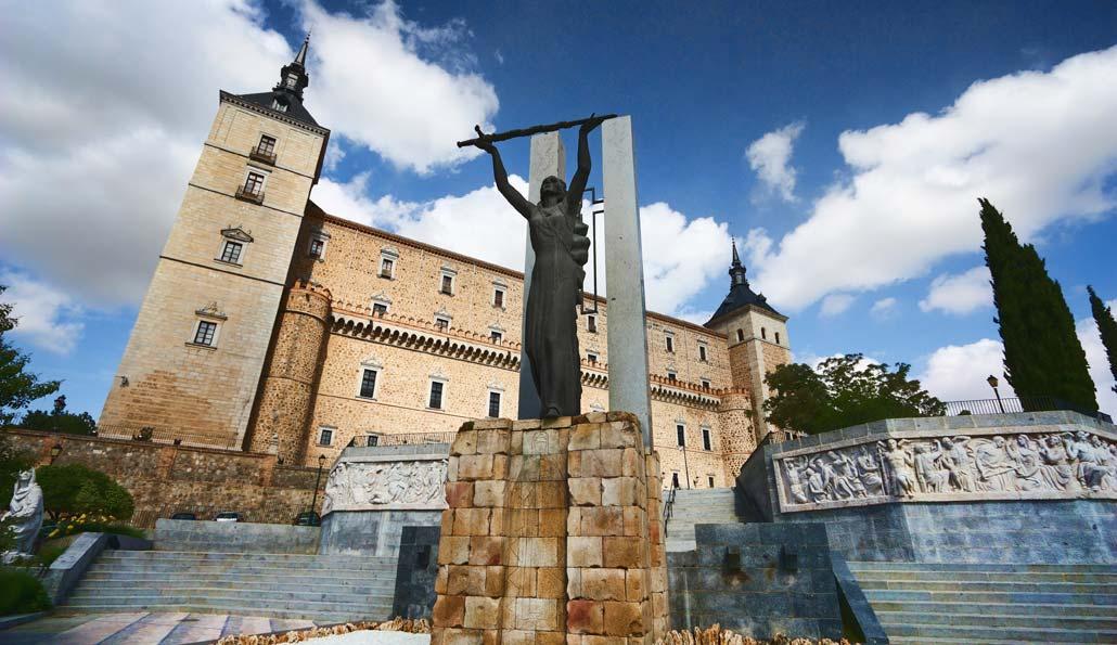 Excursión de medio día a Toledo desde Madrid