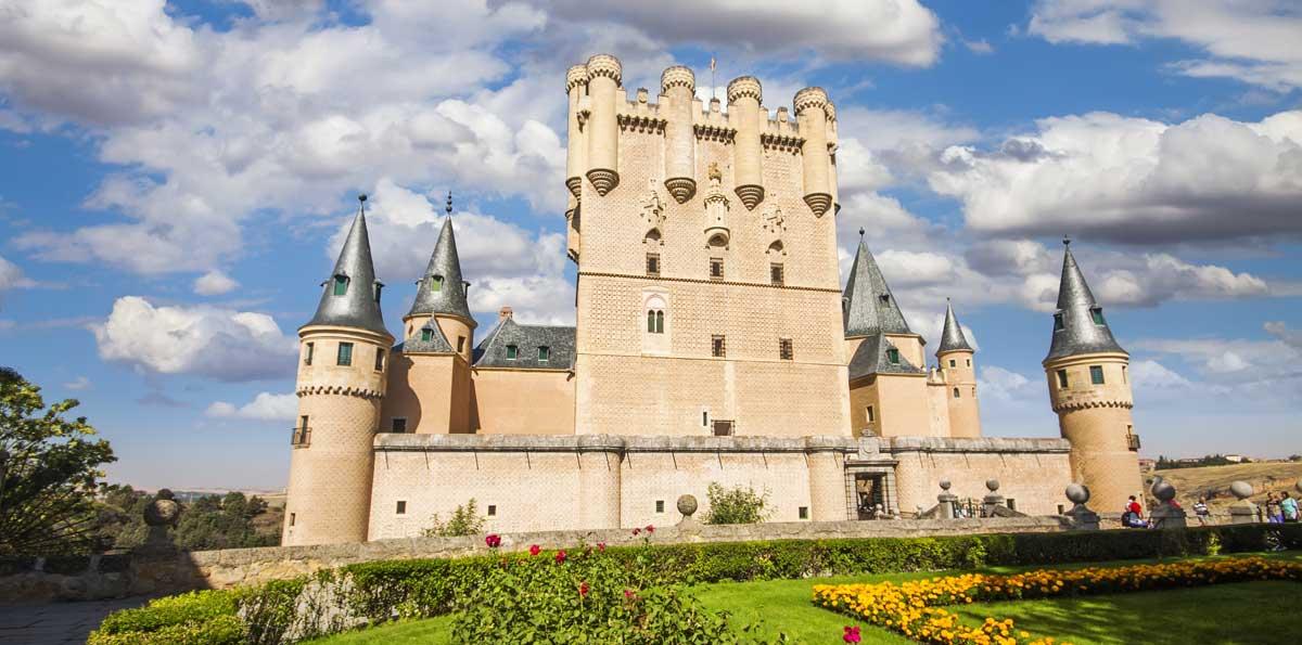 Tour de un día a Ávila y Segovia desde Madrid