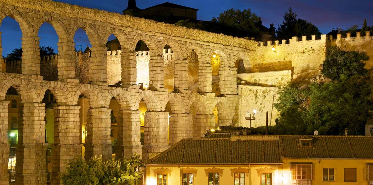 Avila Segovia tour from Madrid