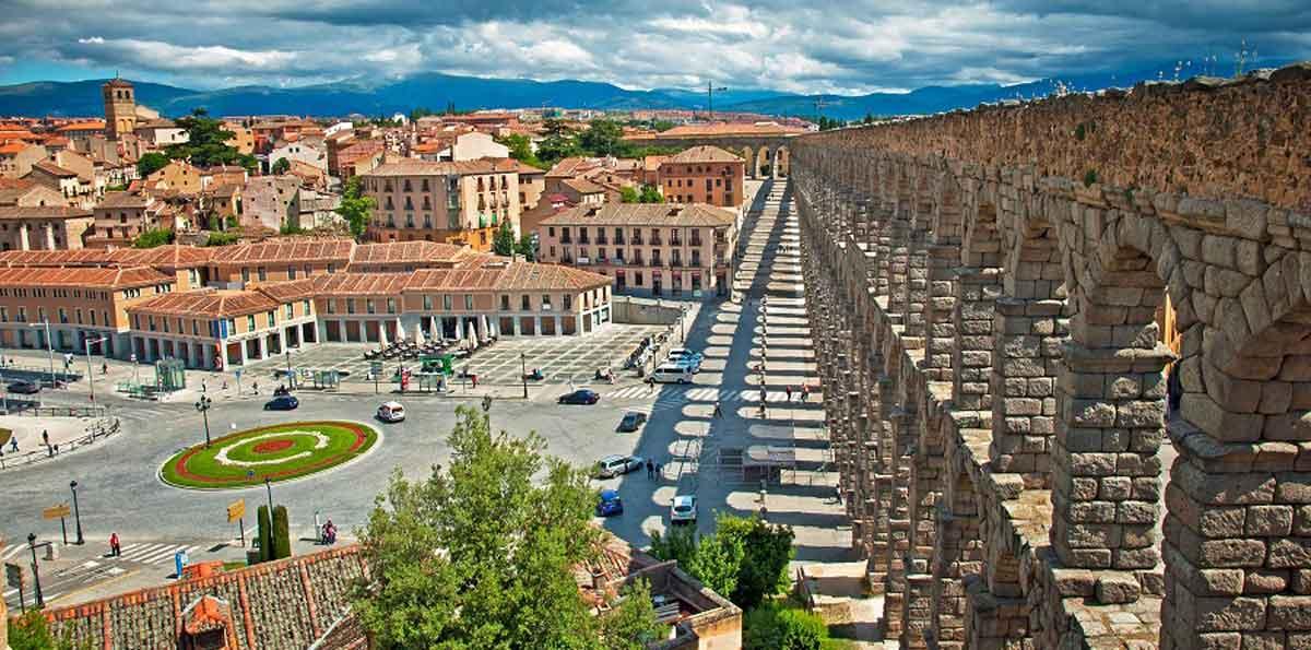 Excursión Ávila y Segovia