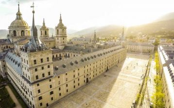 El Escorial Tour and Valley of The Fallen