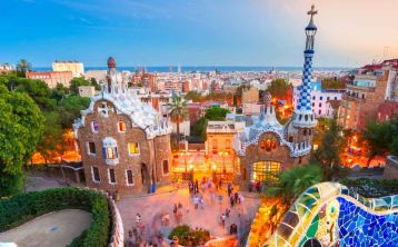 Tour de 1 día a Barcelona desde Madrid