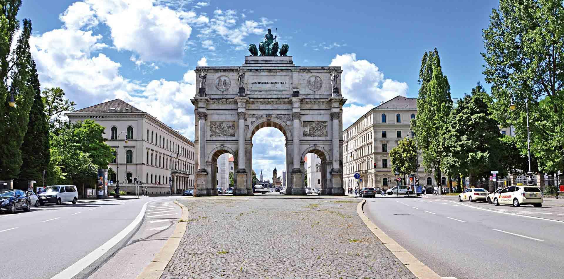Visita guiada en Múnich