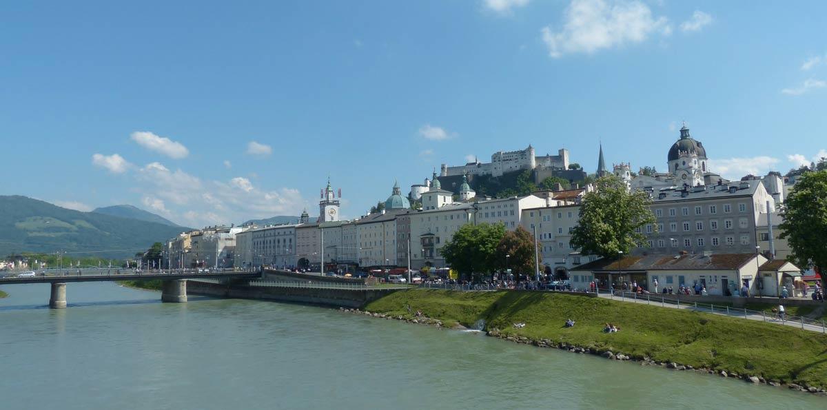 Excursión a Salzburgo desde Múnich