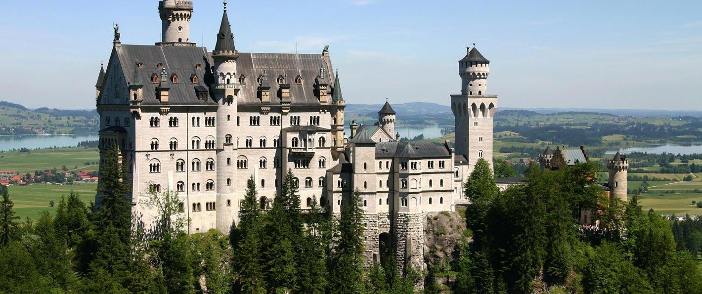 Excursión al Castillo de Neuschwansteins desde Múnich