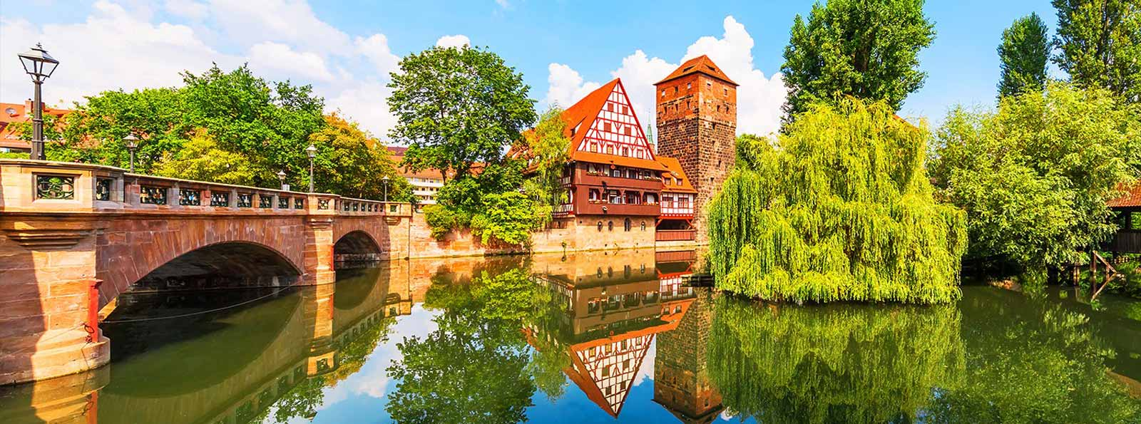 Excursión a Nuremberg desde Múnich