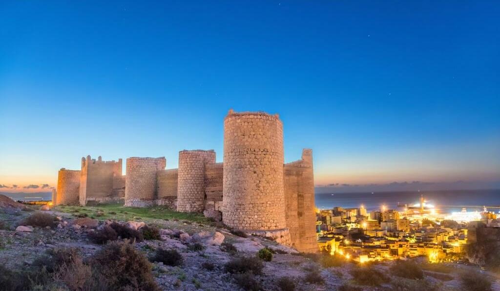 Visita nocturna por Almería
