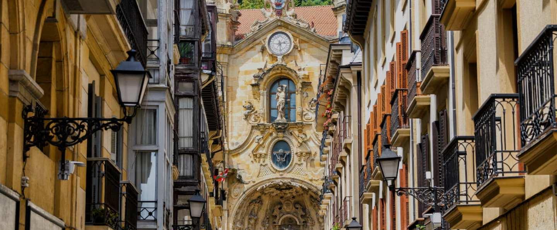 Excursión a San Sebastián