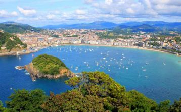 Sanctuary of Loyola, Getaria, Zarauz and San Sebastian Full Day Tour from Bilbao