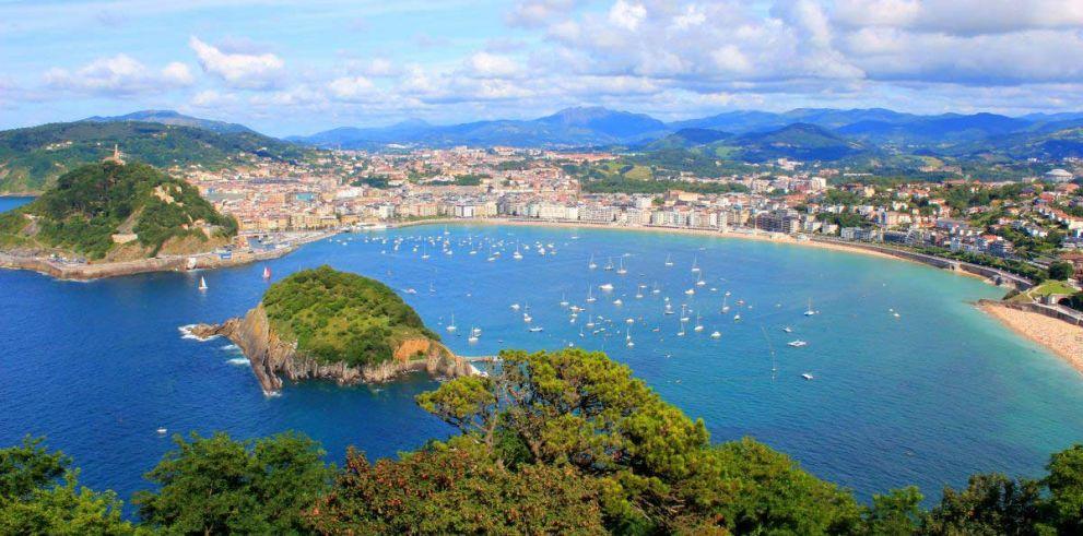 Excursión a Loyola, Zarauz y San Sebastián