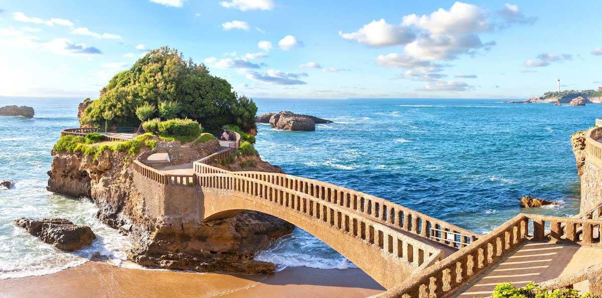 Excursión a Biarritz, Hondarribia y San Sebastián