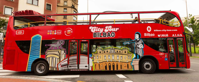 Bus turístico de Bilbao