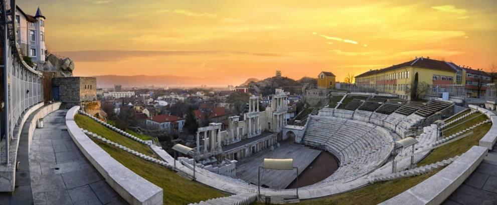Tour de un día a Plovdiv