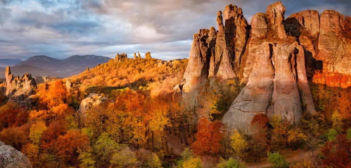 Excursión a las rocas de Belogradchik