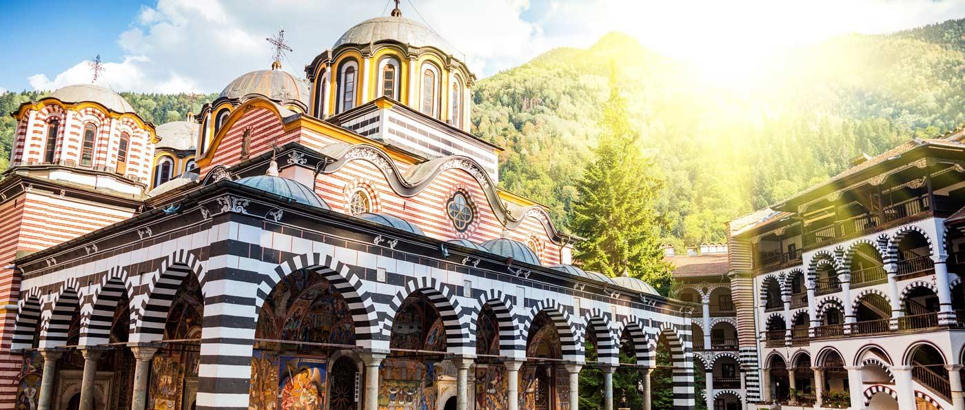 Excursión al Monasterio de Rila e Iglesia de Boyana