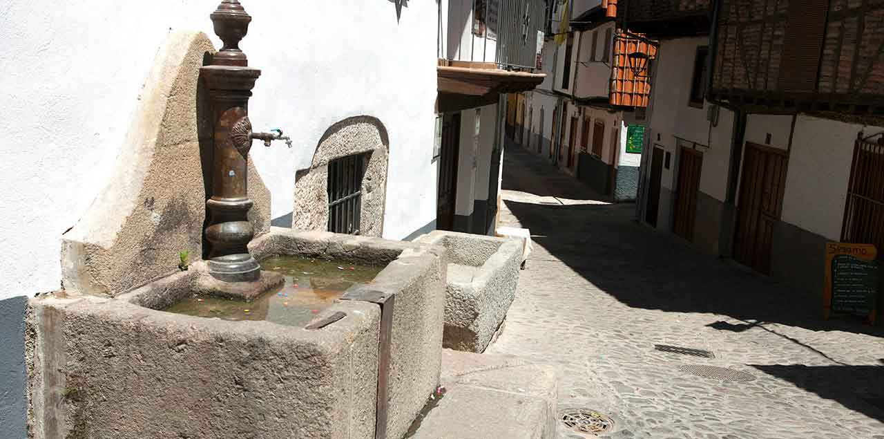 Excursión a El Palancar, Cáparra y Granadilla