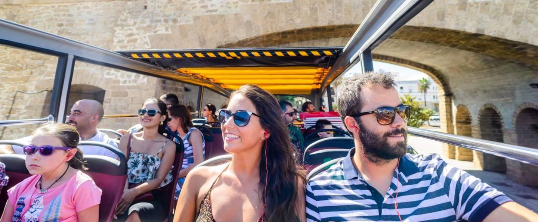Cádiz City Hop on Hop off Bus Tour