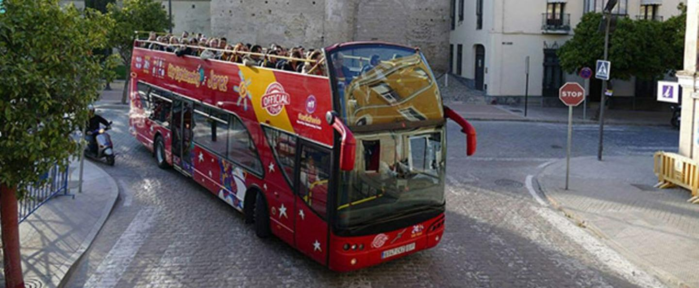 Jerez City Hop on Hop off bus Tour