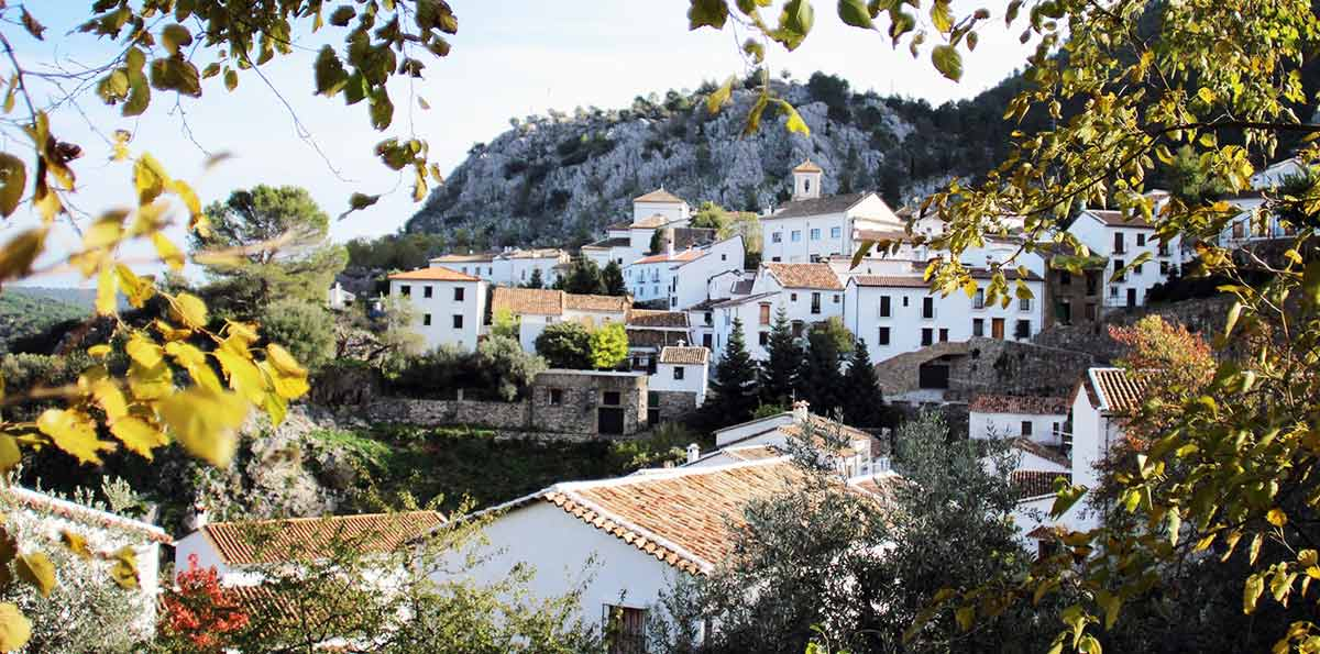 Private Day Trip to the White Towns of Andalusia