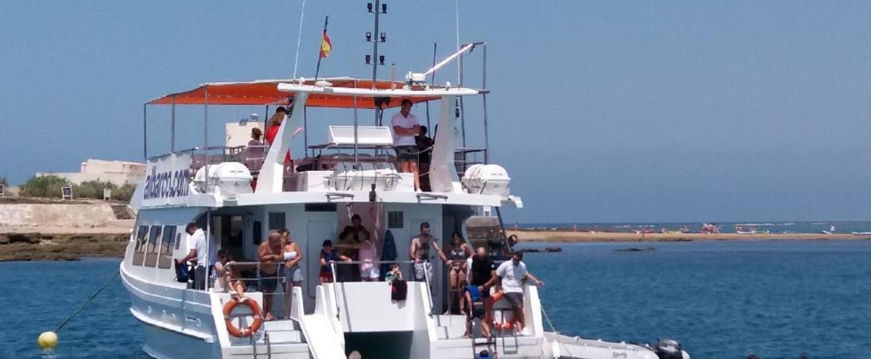 Paseo en barco por Conil de la Frontera