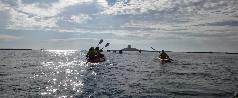 Alquiler de Kayak en Sancti Petri