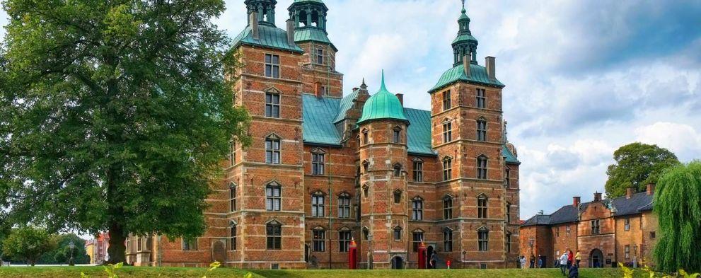 Visita guiada por el Castillo de Rosenborg