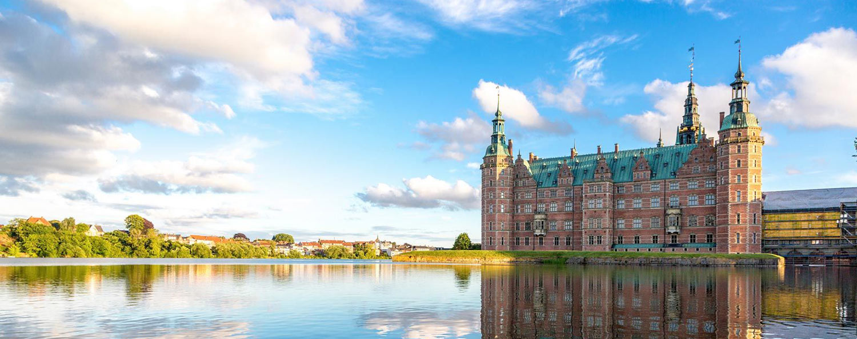 Visita guiada por el Castillo Frederiksborg