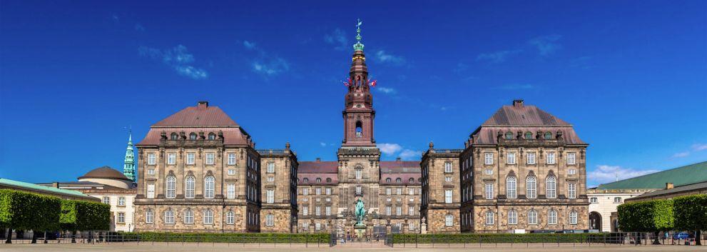 Tour por el Palacio de Christiansborg