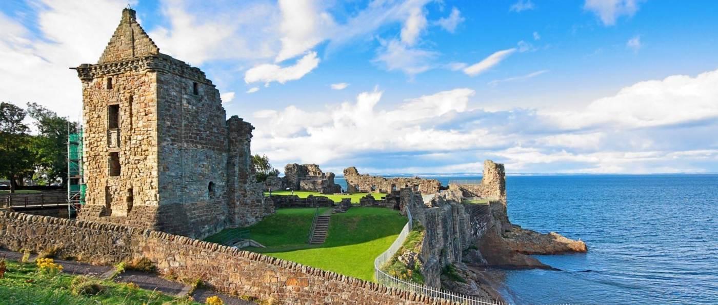 Excursión a Stirling y Saint Andrews