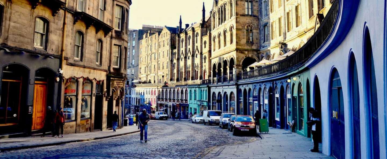 Free Tour Edimburgo