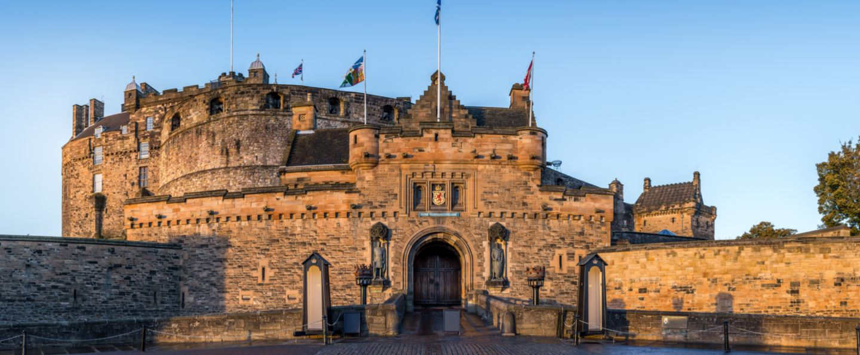 Visita guiada al Castillo de Edimburgo