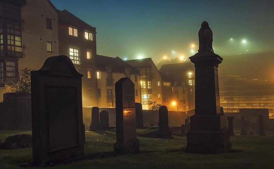 Tour de los fantasmas en Edimburgo