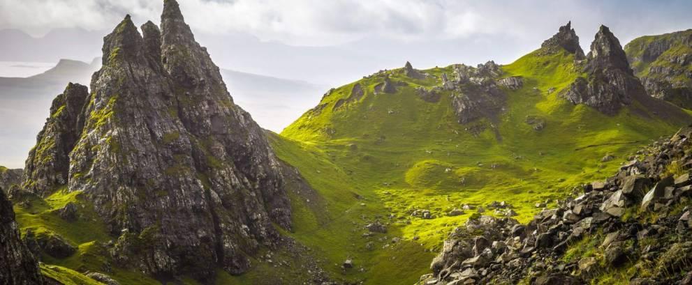 Tour por Escocia en 3 días: Isla de Skye y las Highlands
