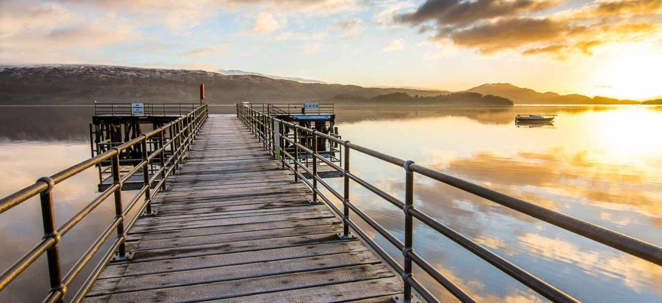 Excursión a Oban, Lago Lomond e Inveraray