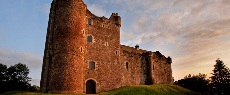 Ruta Outlander Escocia