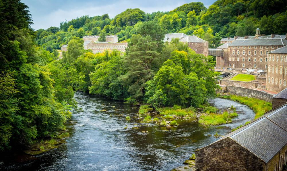 Tour a Glasgow y New Lanark