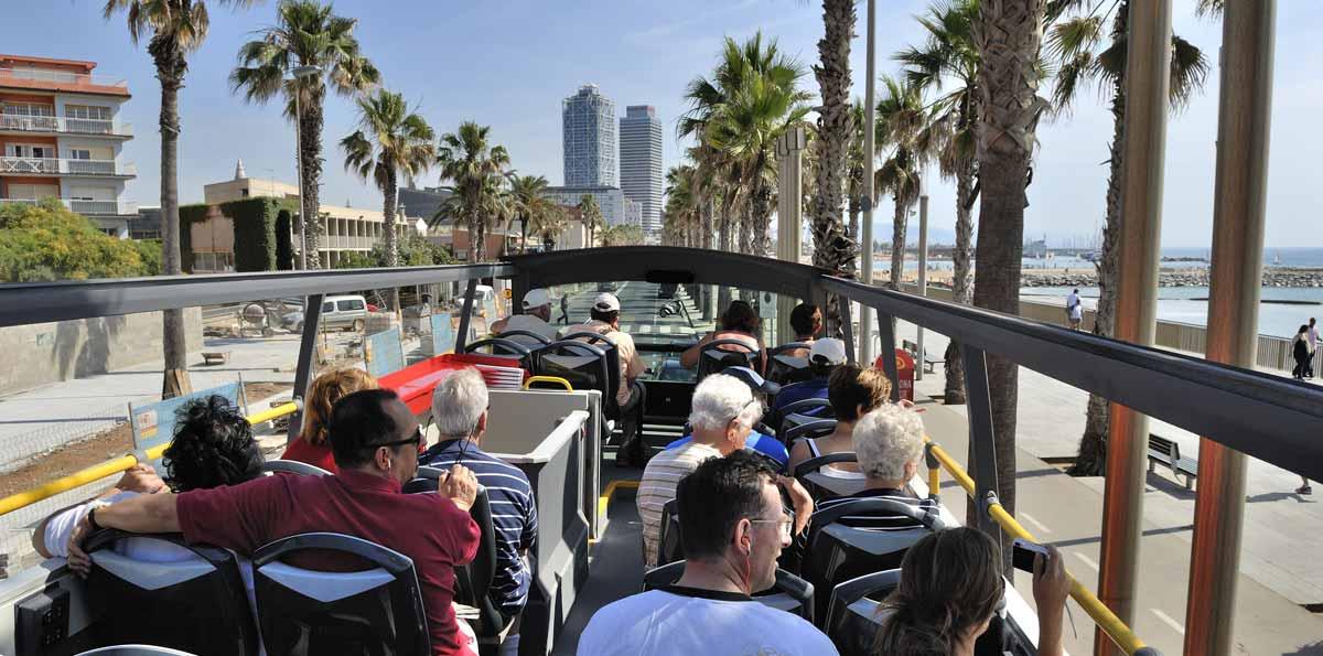 Autobús turístico Barcelona City Tour