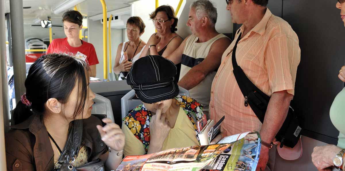 Barcelona City Tour Hop on Hop off  Bus
