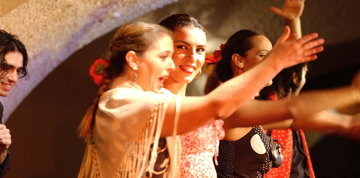 Barcelona: Espectáculo flamenco en Tablao Cordobés  con copa o cena