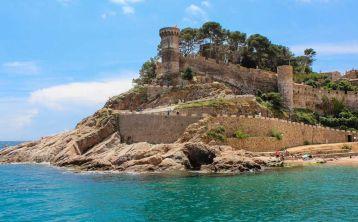 Tour por la Costa Brava: Lloret y Tossa de Mar