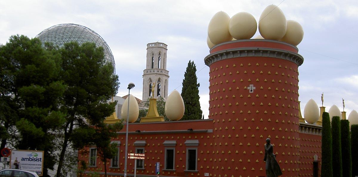 Excursión a Girona, Figueres y Museo Dalí desde Barcelona