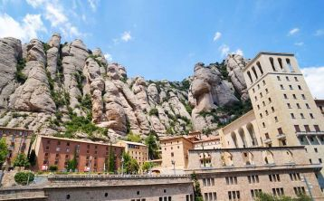 Montserrat half day tour from Barcelona