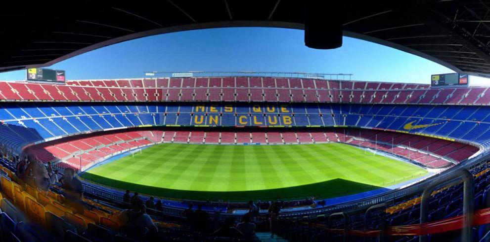 Entrada  Tour del Estadio Camp Nou y Museo del F.C. Barcelona